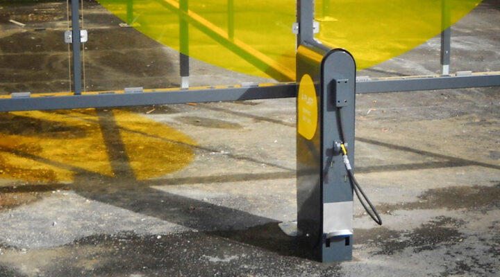 AROS manuelle Pumpe